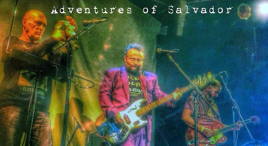 Adventures of Salvador